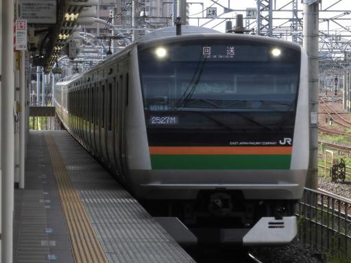 E233系ヤマU-218編成