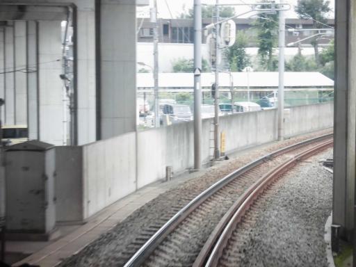 西武豊島線車窓