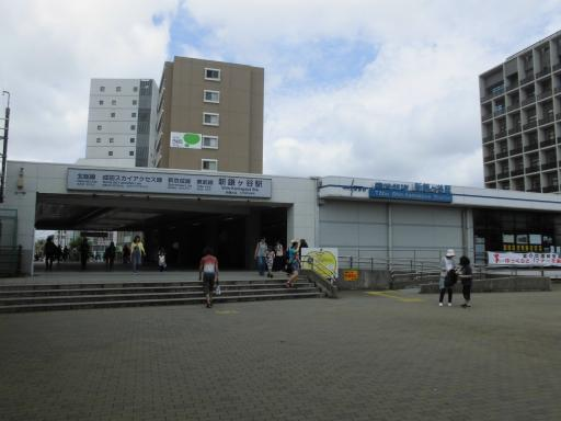 新鎌ケ谷駅