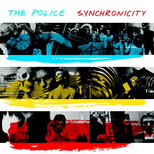Police, The - 1983 - Synchronicity