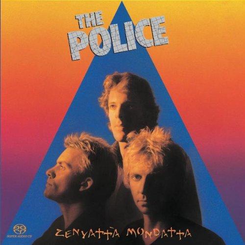 Police, The - 1980 - Zenyatta Mondatta