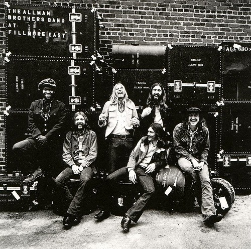 Allman Brothers Band, The - 1971 - At Fillmore East