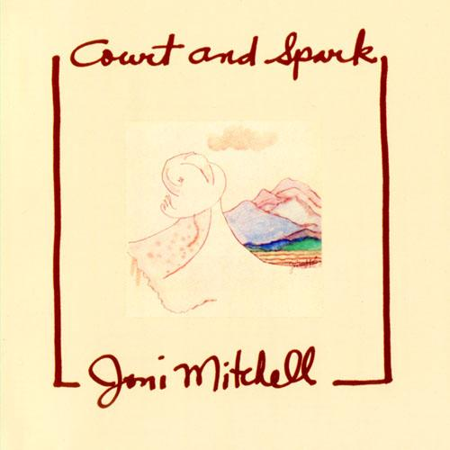 Joni Mitchell - 1974 - Court And Spark