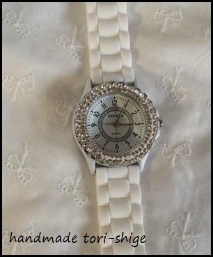グルーデコ時計