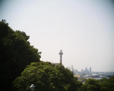 マリンタワー・港の見える丘公園:R2