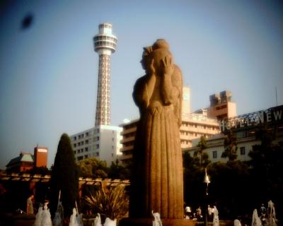 横浜マリンタワーと水の守護神・山下公園:Entry
