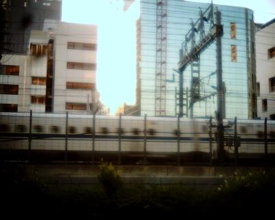 グニャリならず新幹線:Entry