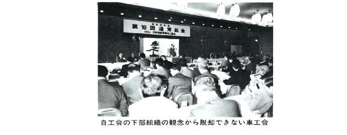 車工会 総会