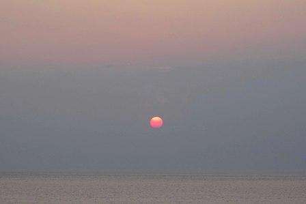 おぼろ夕陽4-5-18-53 DSC05183