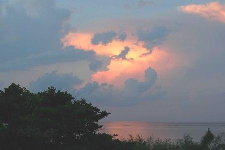 朝焼雲a DSC07656