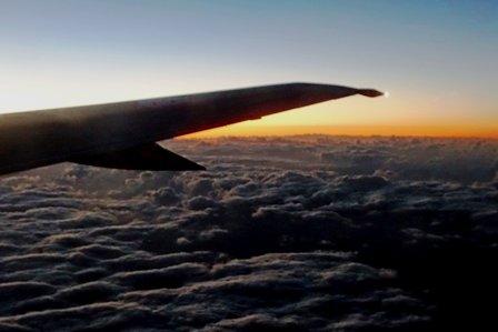 雲上夕焼け DSC08288