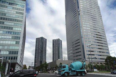 豊洲ビル街 DSC08179