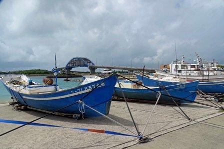 サバニ漁船 DSC08780