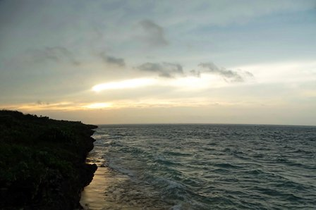 台風後夜明け DSC08870