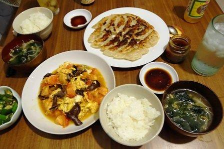 焼き餃子 DSC09007