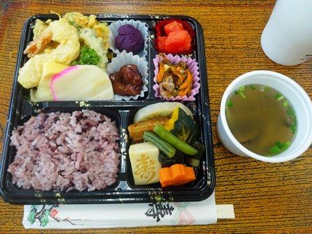 敬老会食事 DSC02164