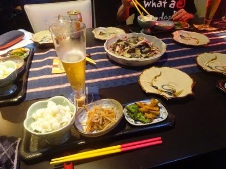 出張夕食a DSC02191