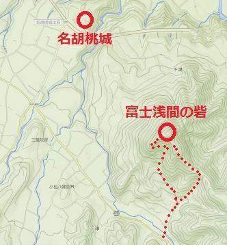 富士浅間の砦