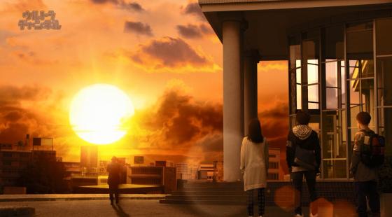 01 夕陽の風来坊