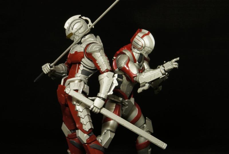 ULTRA-ACTxSHfiguartsセブンスーツ 16