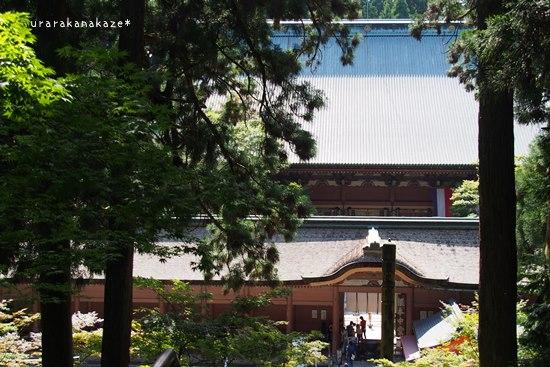世界文化遺産 比叡山延暦寺 根本中堂