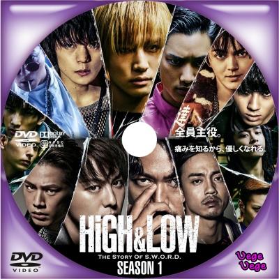 high&low season1 5 話
