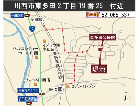 2区画・地図