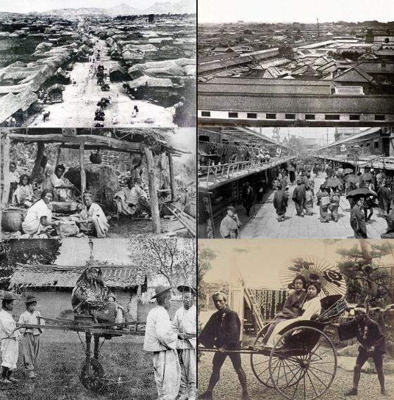 19世紀末期の朝鮮と日本