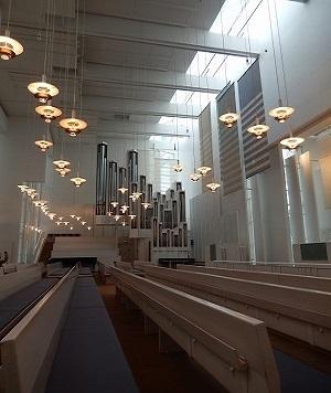 ミュールマキ教会パイプオルガン