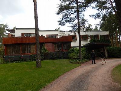 Villa Mairea外観