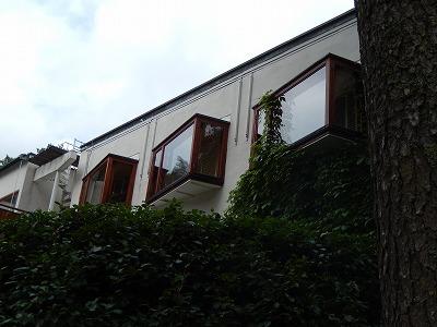 Villa Mairea出窓