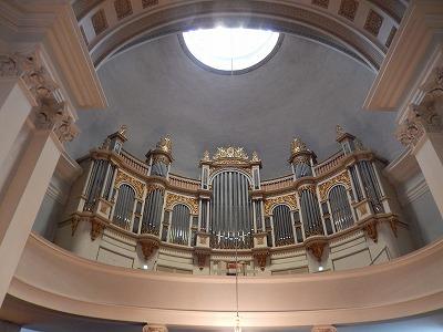 ヘルシンキ大聖堂パイプオルガン