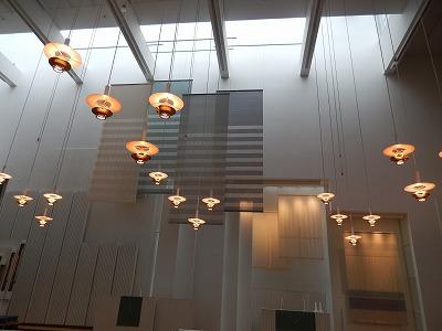 ミュールマキ教会ランプ