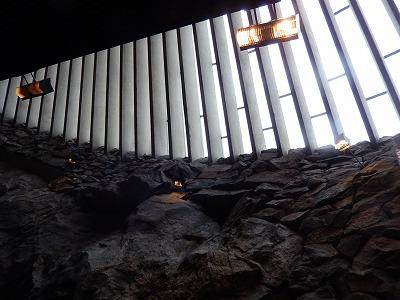 石の教会窓