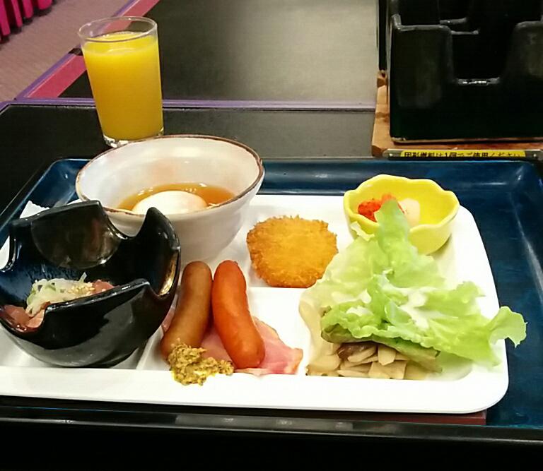 ラヴィエ朝食1