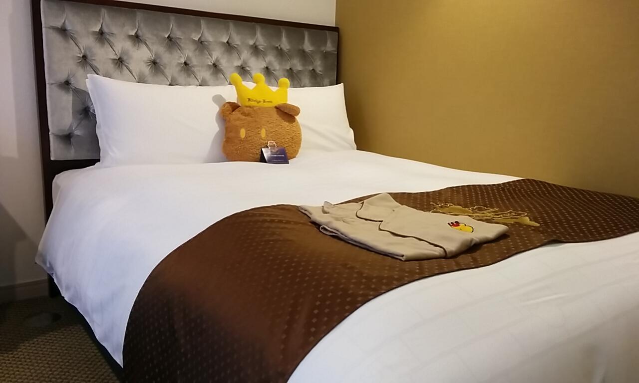 こうべホテルベッド