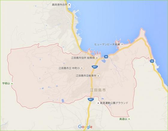 能美町中町グーグル地図A