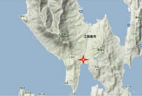 4)能美町・沖美町南部 荒神社