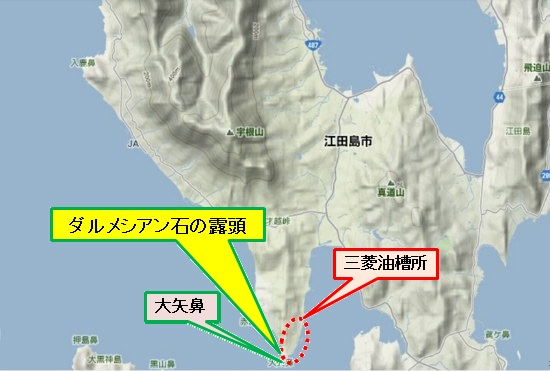 4)能美町・沖美町南部 大矢鼻