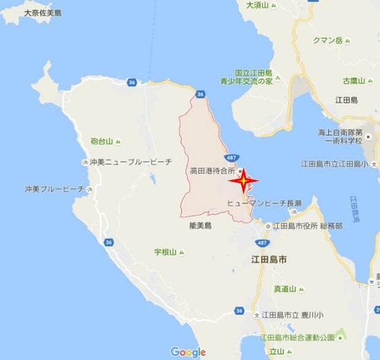 高田グーグル地図D・荒神神社