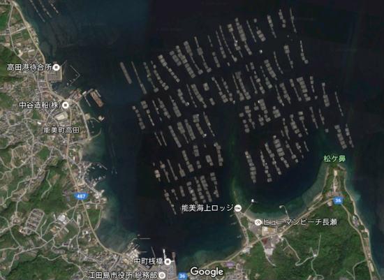高田沖かき筏ぐーぐる2016