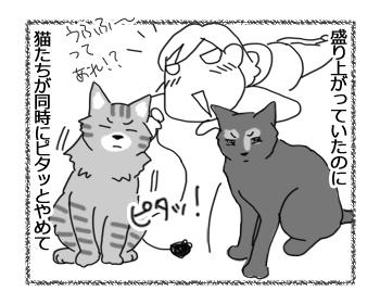 羊の国のビッグフット「おくり猫」2