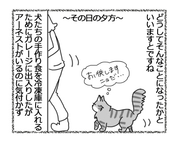 羊の国のビッグフット「日本行き・・・キャンセル!?」5
