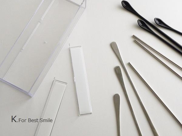10>テーブル小物類の収納