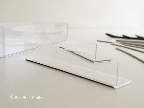 11>テーブル小物類の収納