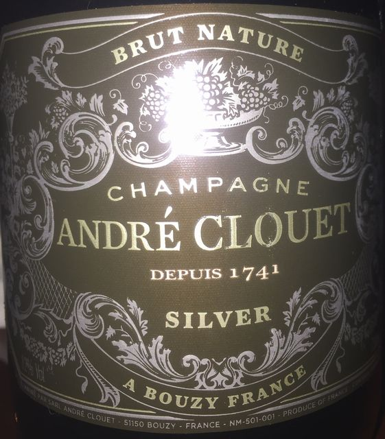 Andre Clouet Silver Brut Nature