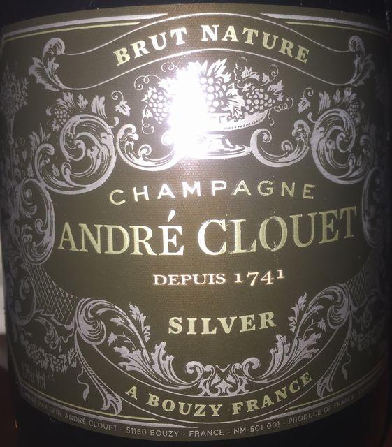 Andre Clouet Silver Brut Nature