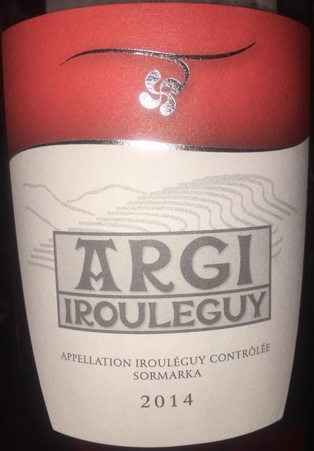 Argi Irouleguy Sormarka 2014 part1