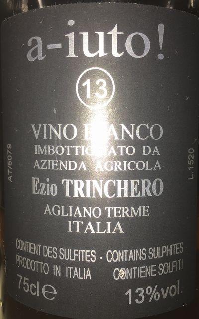 a_iuto Vino Bianco Ezio Trinchero Agliano Terme 2013 part2