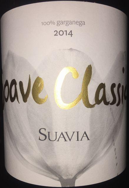 Soave Classico Azienda Agricola Suavia 2014 part1